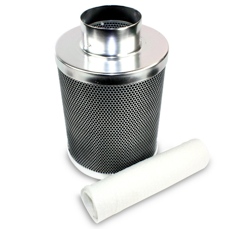 Charcoal filter canister refill