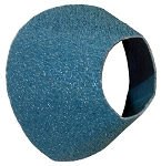 Heel Breaster Cone Cover #B-1 Large Sandpaper 40 grit