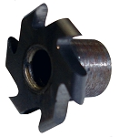 Groover Replacement Blade Carbide