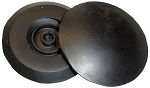 Rubber Naumkeag Pad Black