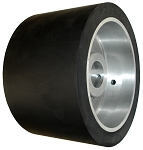 Aluminum & Rubber Contact Wheel for Auto-Soler Jack Master