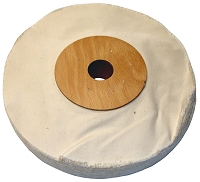Laminated Cloth Wheel for Power Finisher 240 x 40 mm