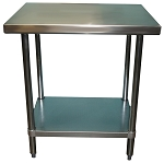 Stainless Steel Work Bench 24
