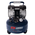 Campbell Hausfeld 6 Gal. Electric Pancake Quiet Air Compressor