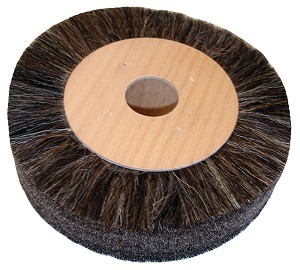 Horse Hair Brush 180 x 50 mm with 33 mm bore