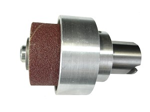Roso Sanding Wheel with Adjustable Guide
